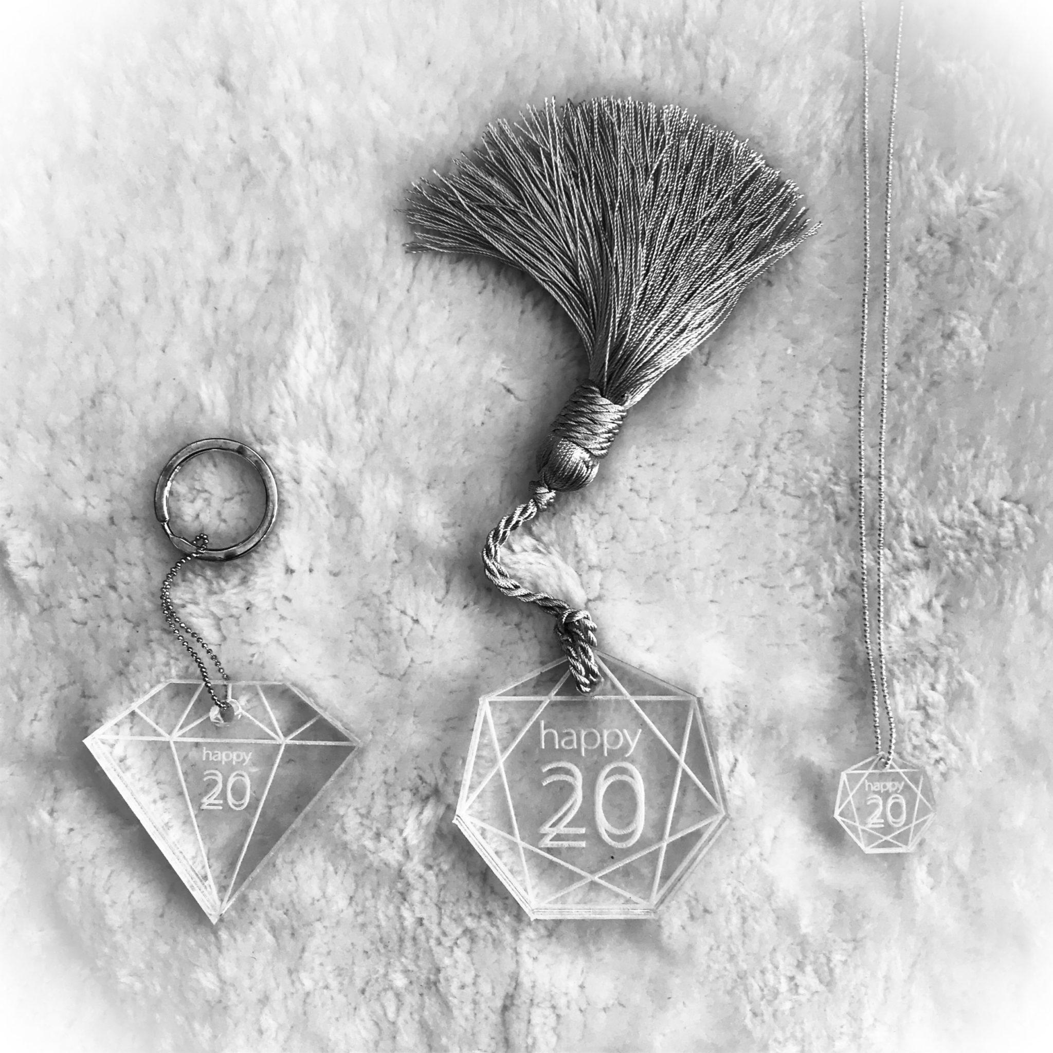 2020 Shine Bright Like A Diamond-special occasion-three versions