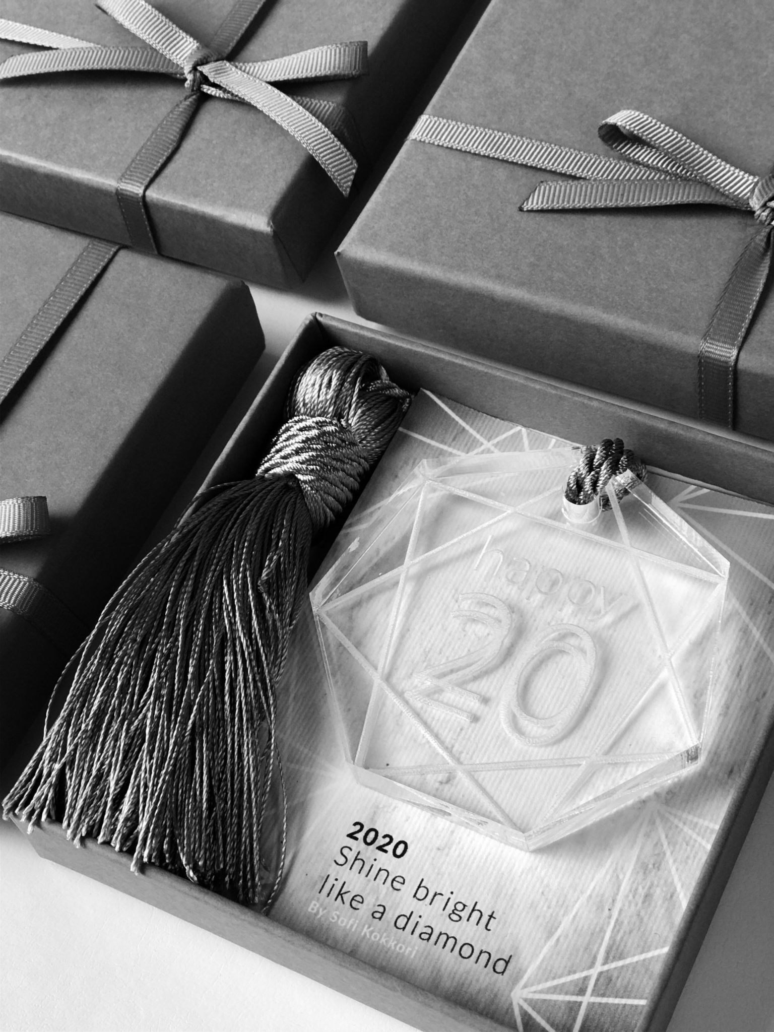 2020 Shine Bright Like A Diamond-special occasion-lucky charm-packaging