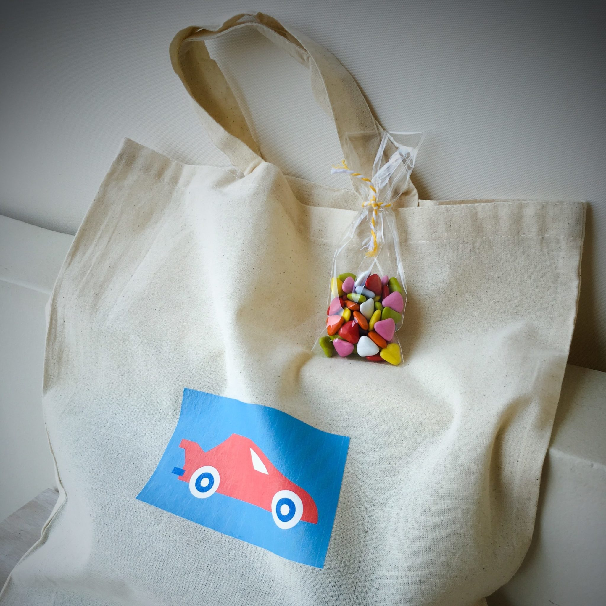 Cars-party-gift bag a