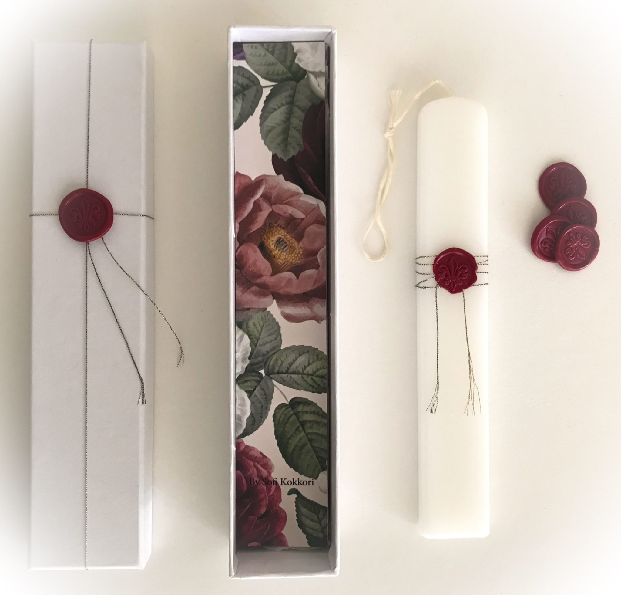 Easter Candle Inspiration-special occasion-packaging-a