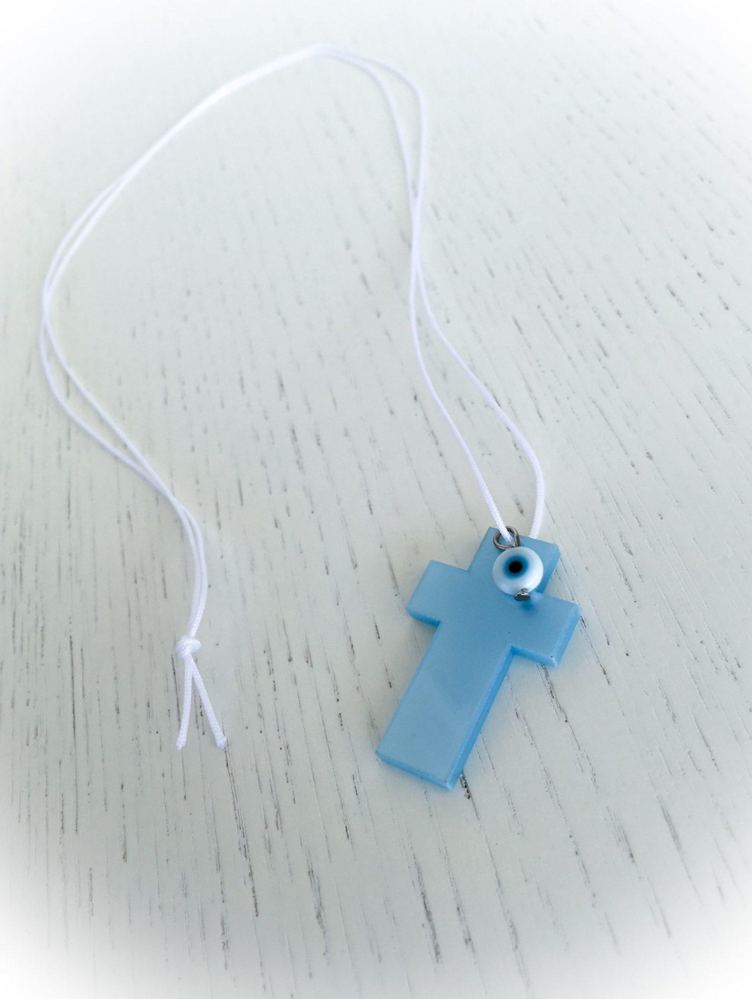 Fish In The Sea-baptism-witness necklace