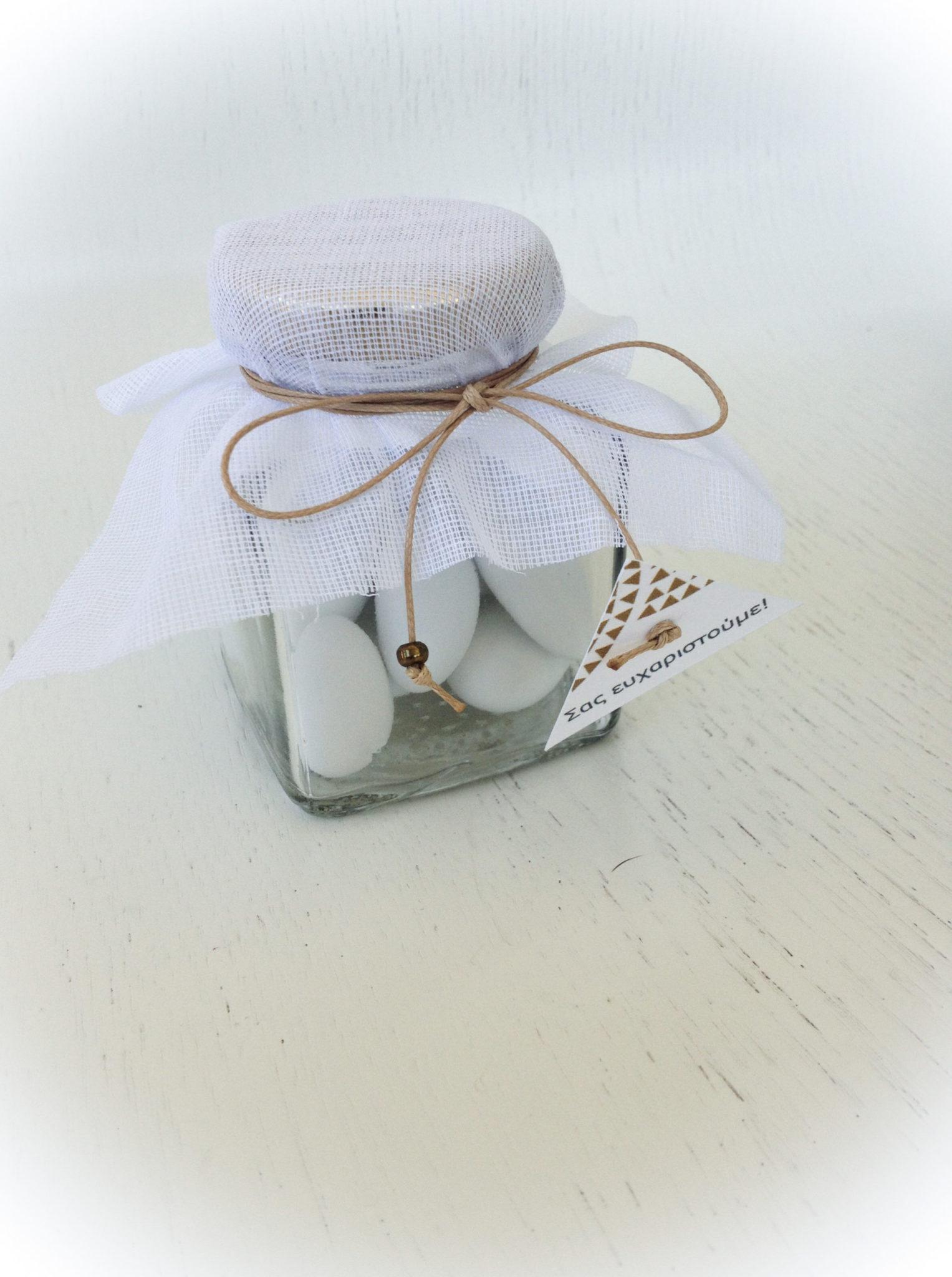 Geometric Harmony-wedding favor vase-proposal c