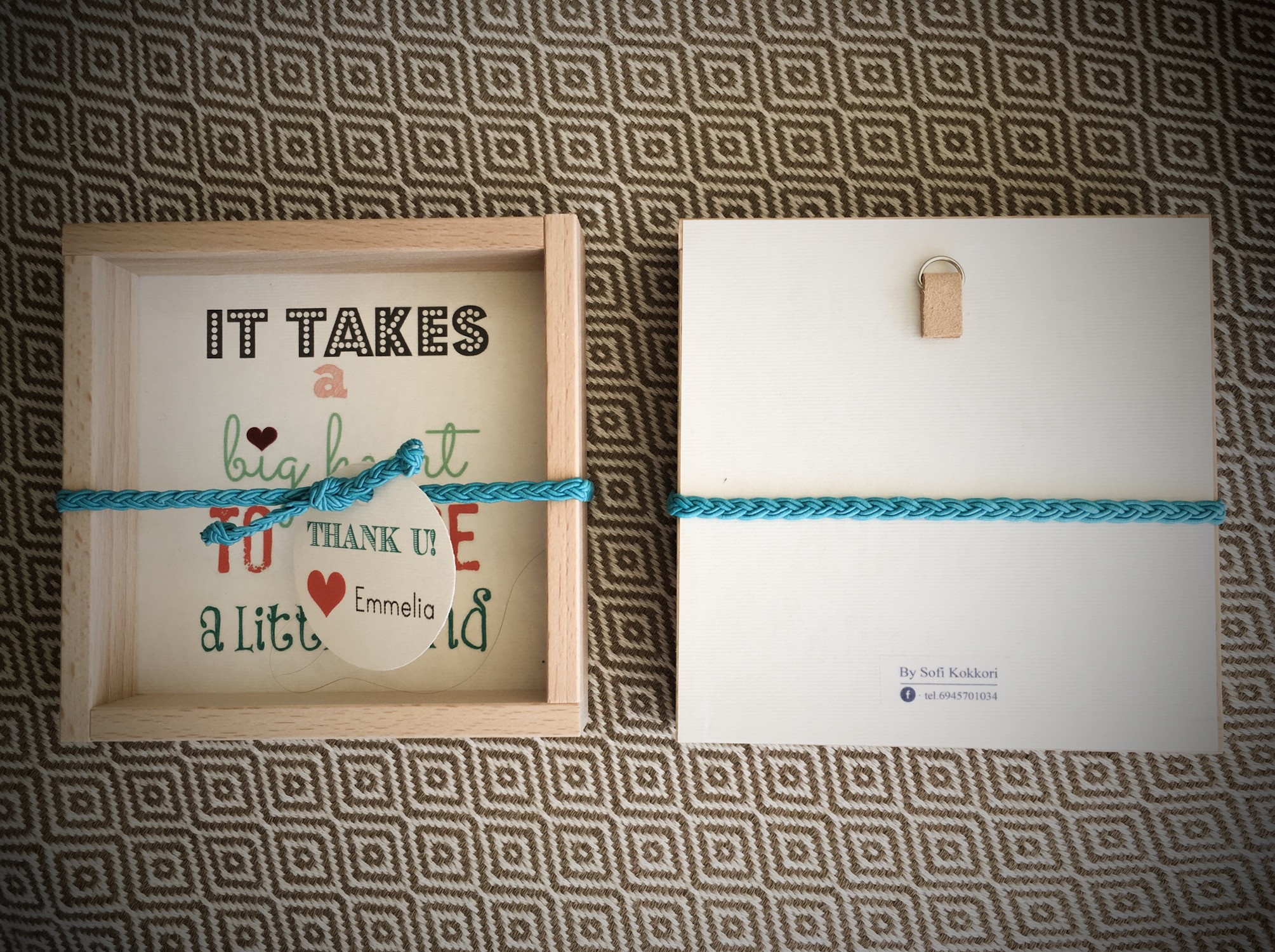 Gift For The Teachers-special occasion gift-both sides