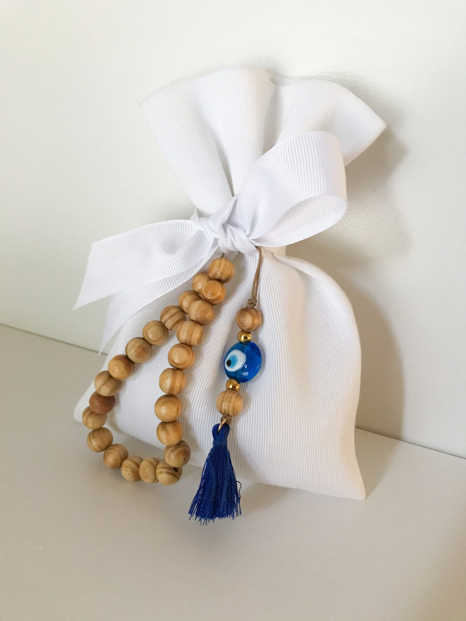 Greek Style-wedding favor-rosary