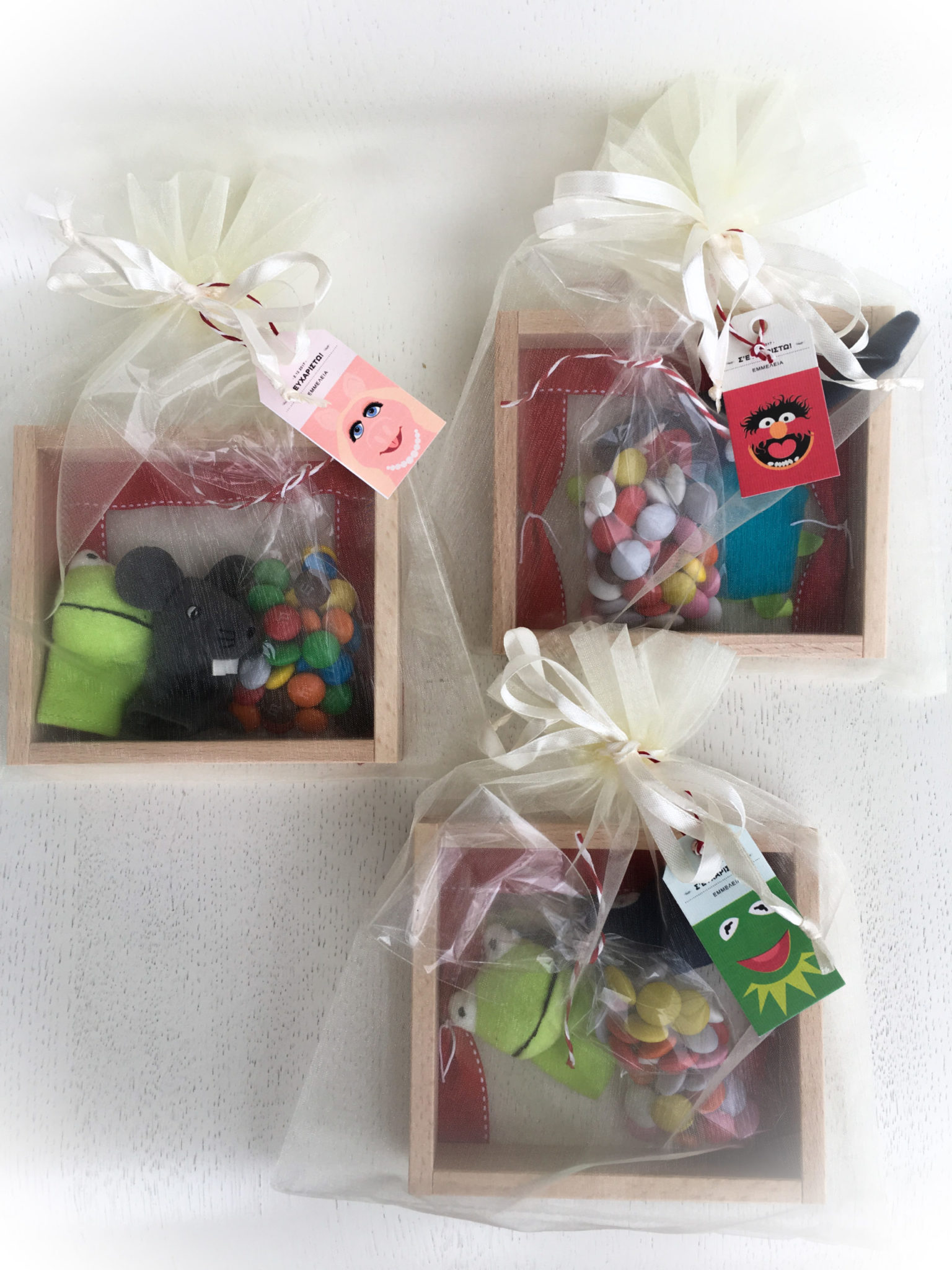 Meet The Muppets-party gifts