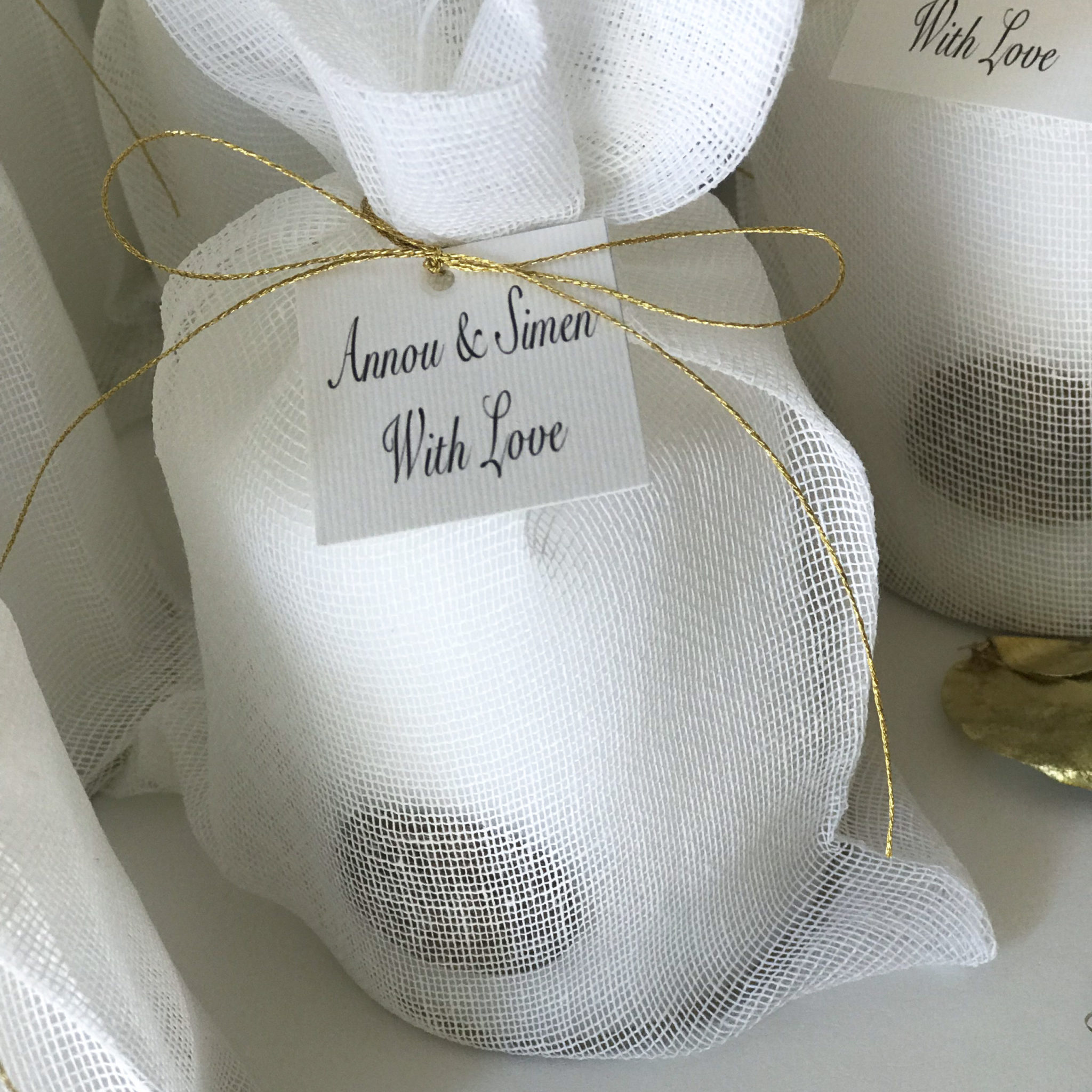 Sealed With Love-wedding-welcome gift-close up