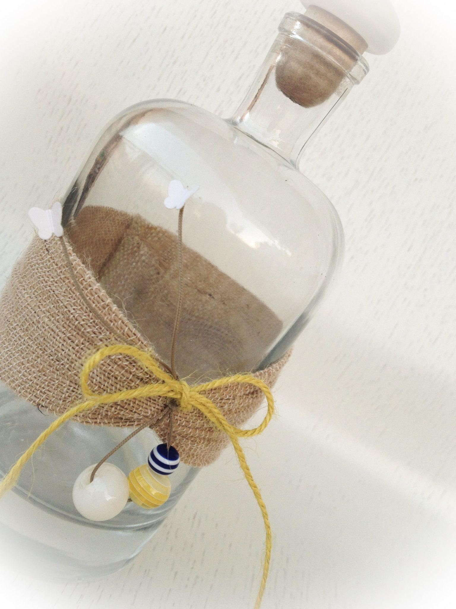Snails And Butterflies-baptism oilset-bottle