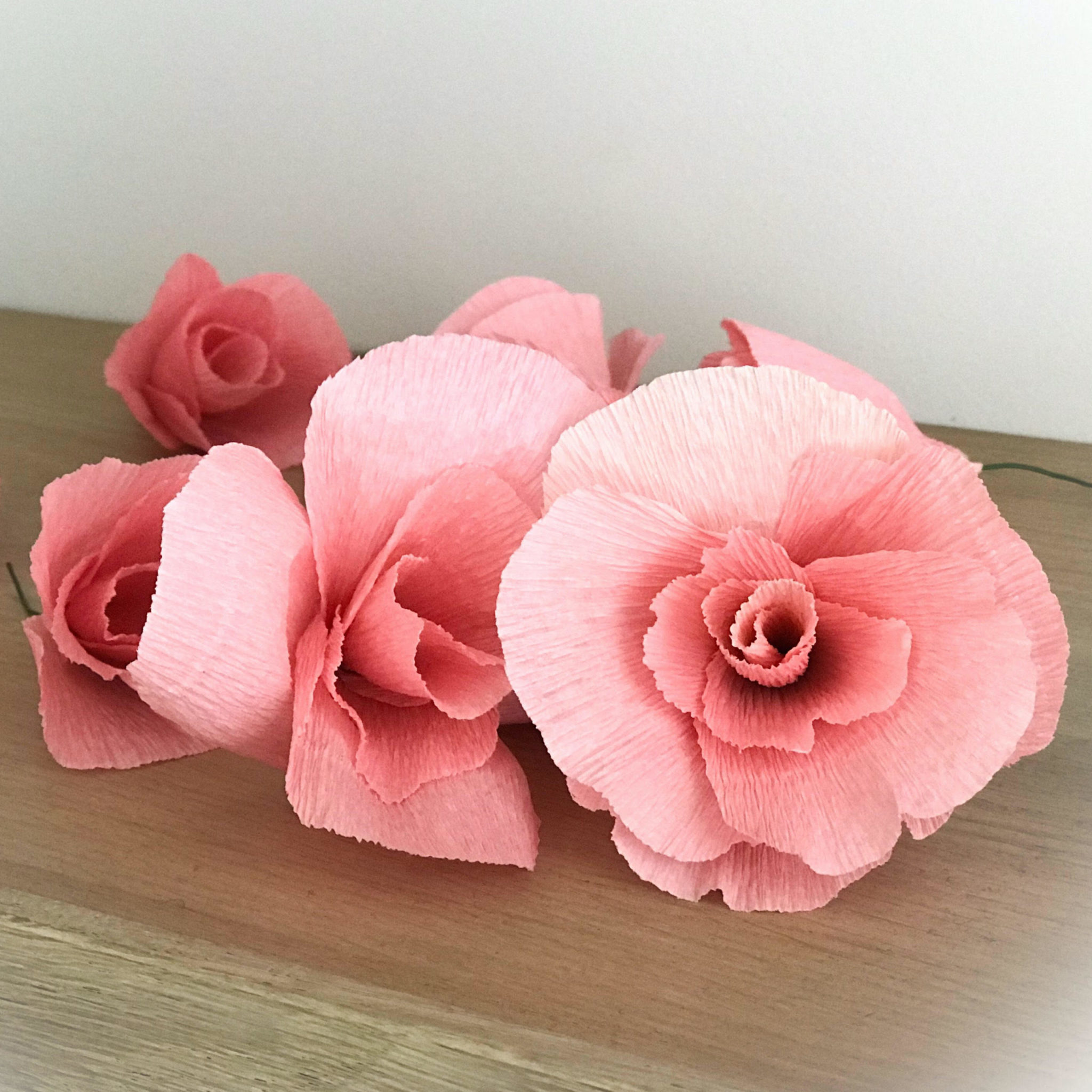 Spring Is Nature's Way Of Saying Let's Party-headband pink flower-detail