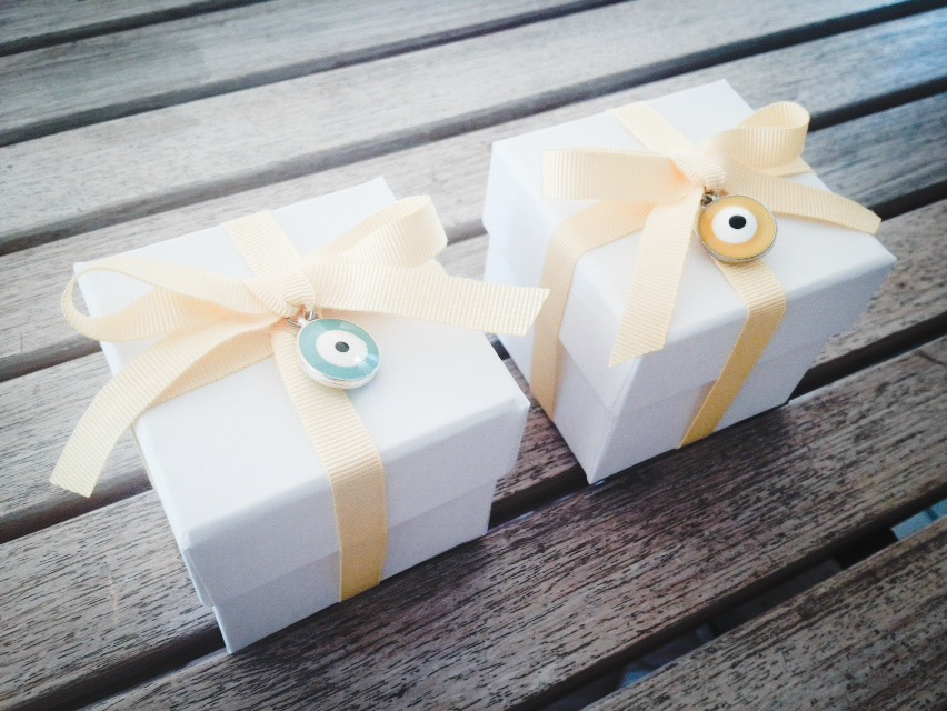 Welcome To Our Family-wedding favors-two colors