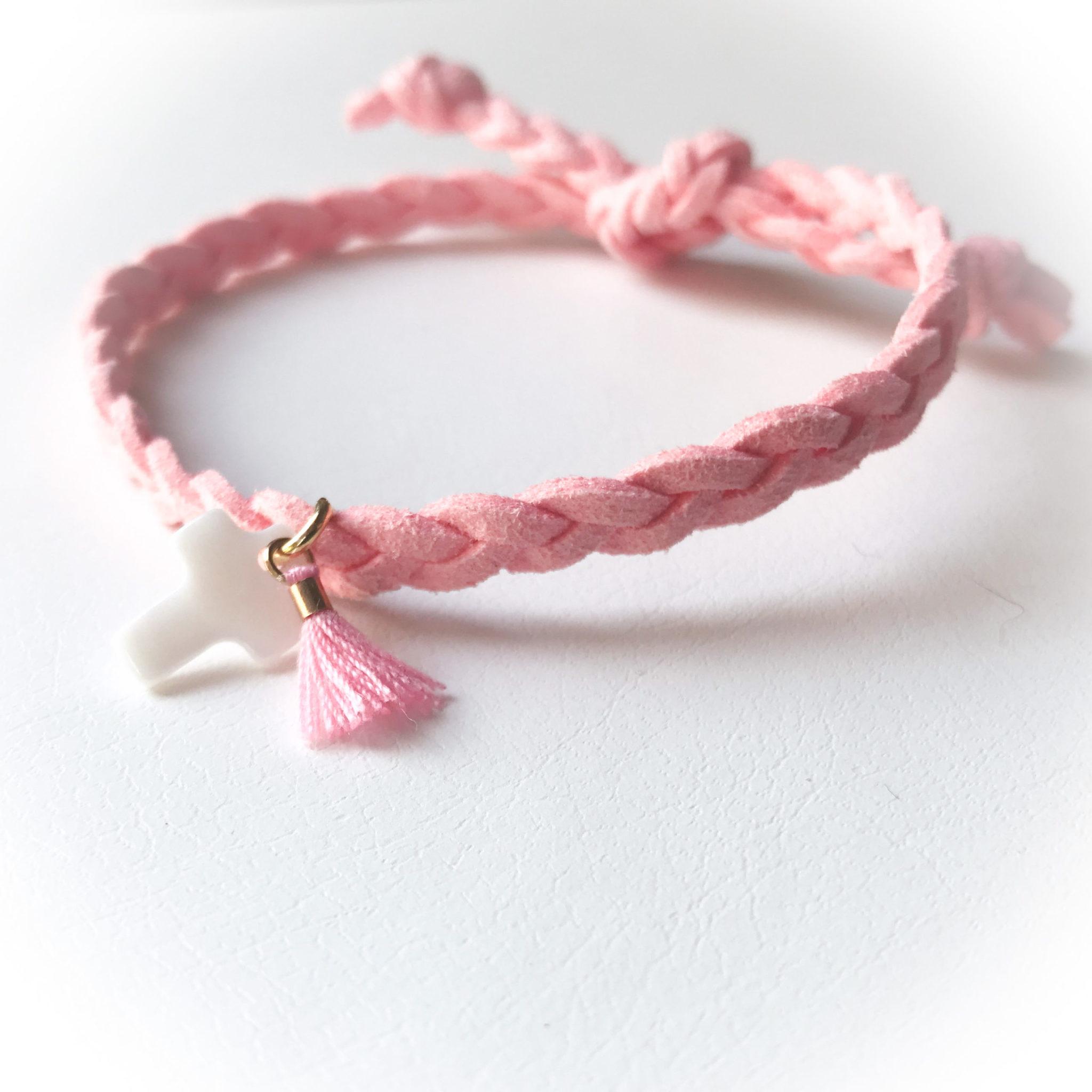 little-bunny-baptism-witness-bracelet-suede